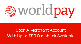 Worldpay merchant account with cashback