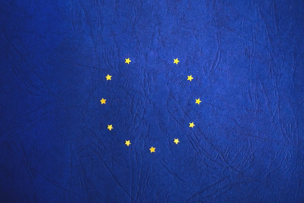 Brexit European Union flag